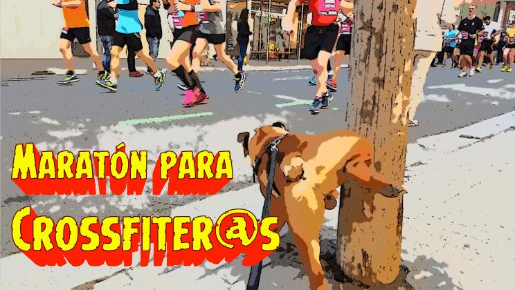 Maratón para Crossfiter@s