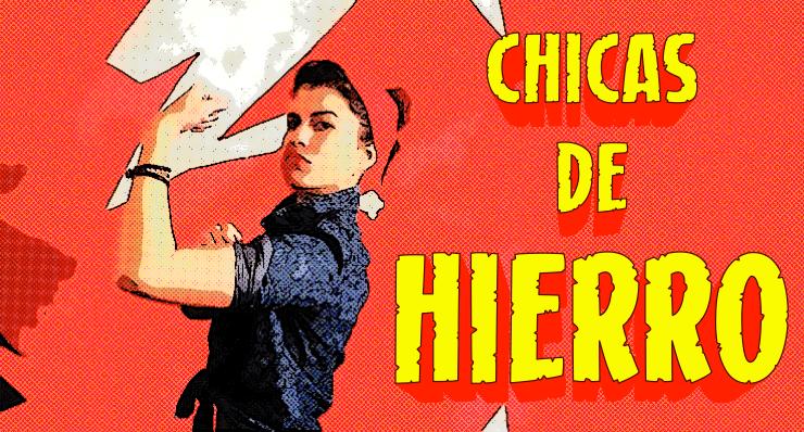 CHICAS DE HIERRO Por qué las mujeres tienen que entrenar la fuerza