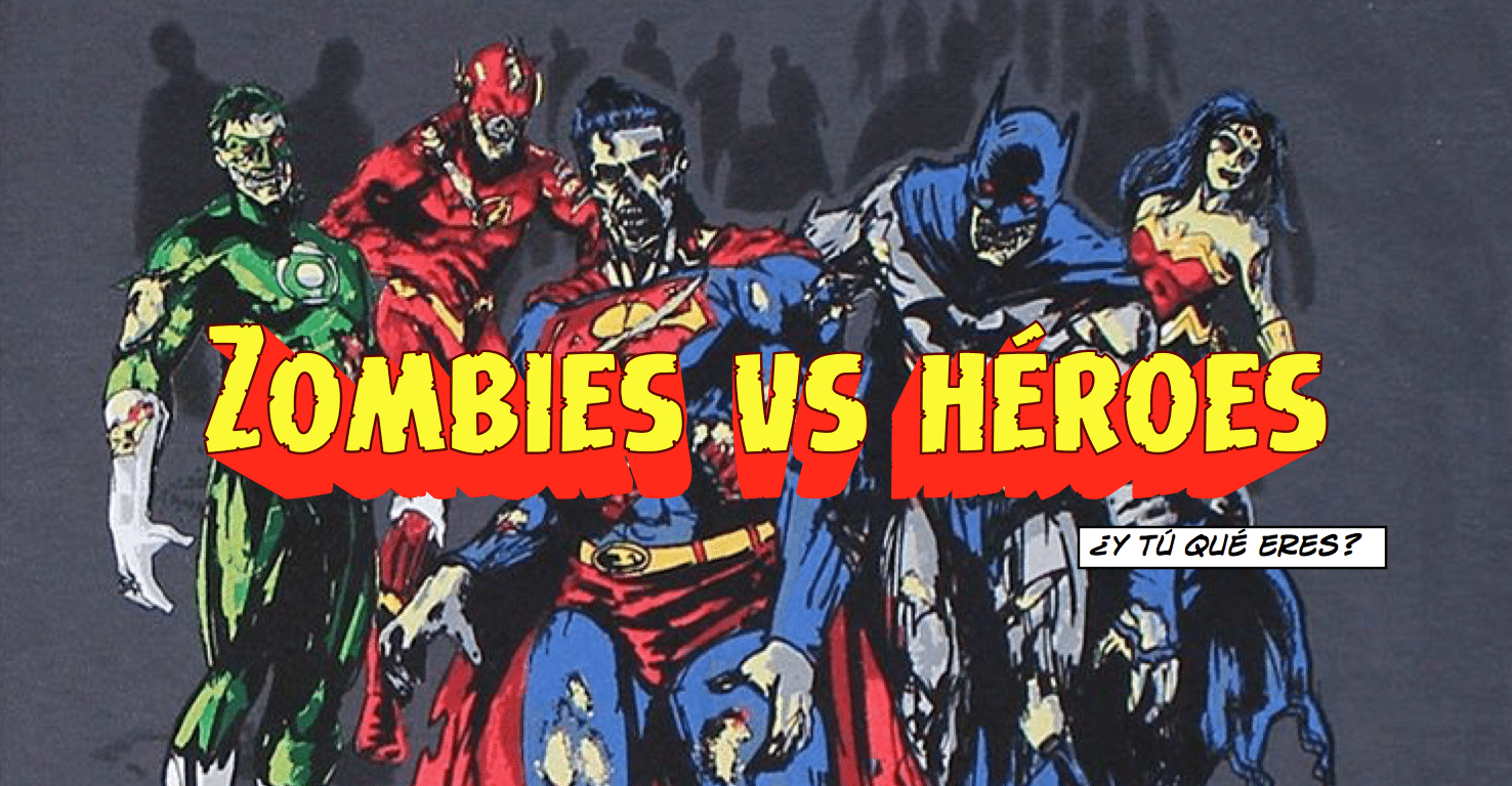 Zombies VS Héroes