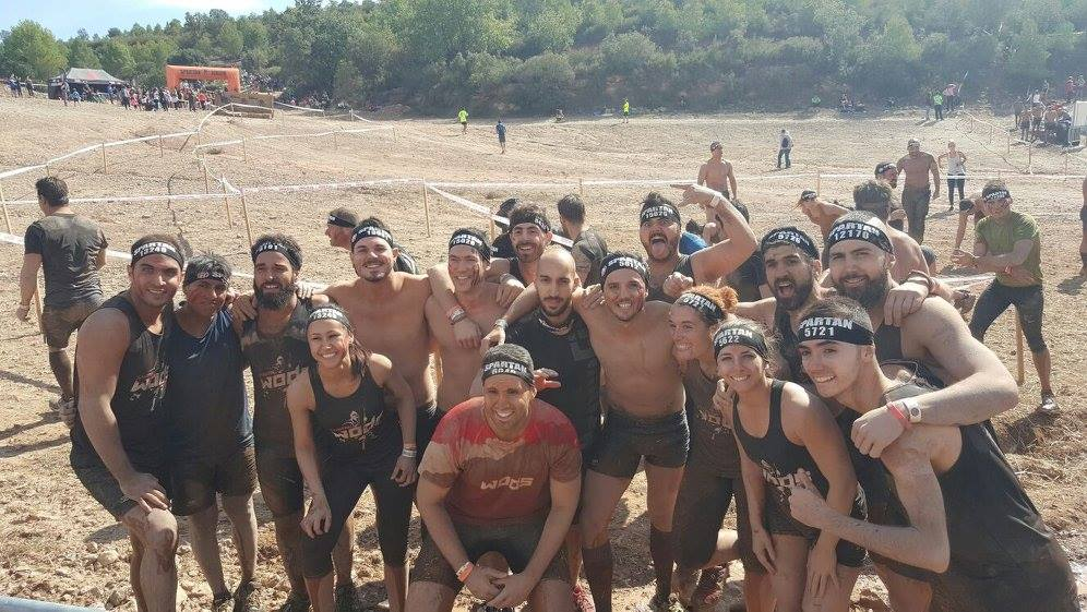 Spartan race wods