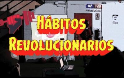 HÁBITOS REVOLUCIONARIOS con Marcos Vázquez