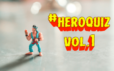 HERO QUIZ vol.I – Aprendiendo de nuestros héroes