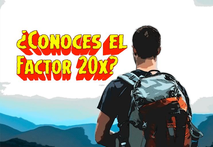 Encuentra tu factor 20x: Desafíos para el 2017