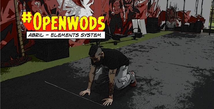 #OpenWODS Abril Elements System