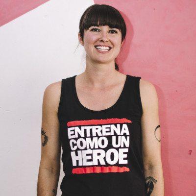 Camiseta tirantes chica ECUH
