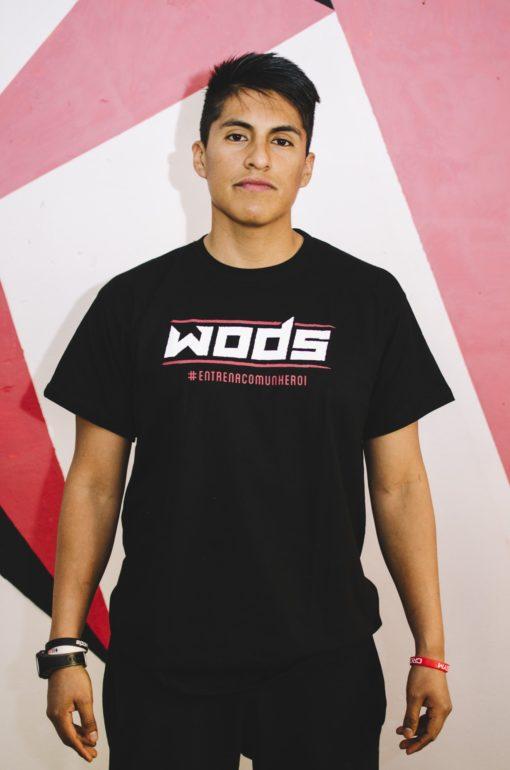 Camiseta WODS