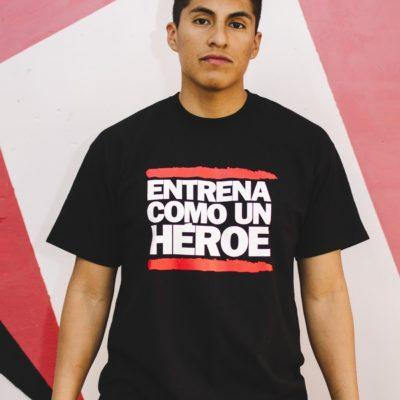 Camiseta mangas ECUH