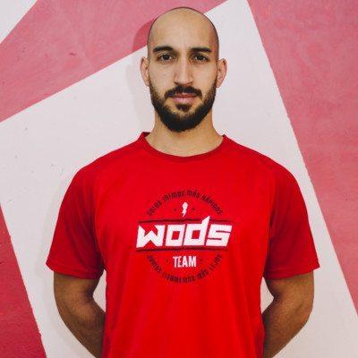 Camiseta técnica WODS
