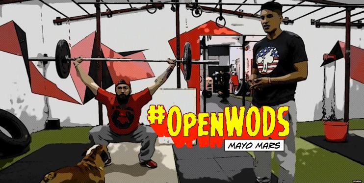 #OpenWODS MAYO MARS