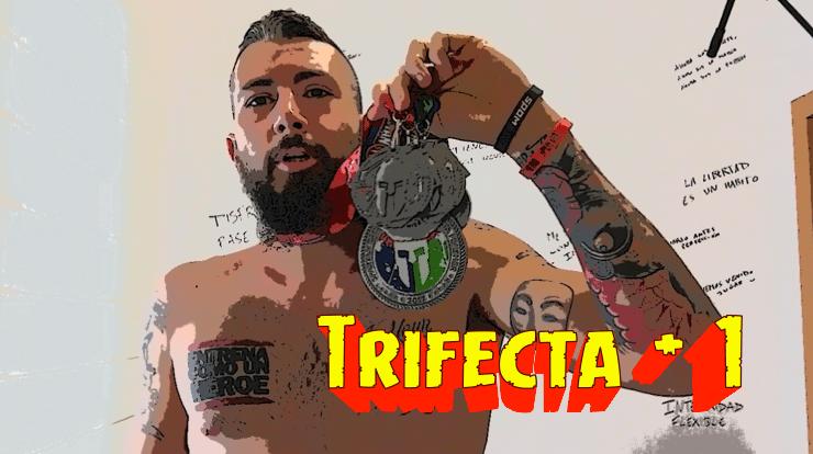 TRIFECTA + 1: Cómo viví la Spartan Race con la manada de WODS