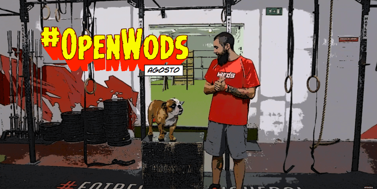 #OpenWods Agosto – What the Fran?