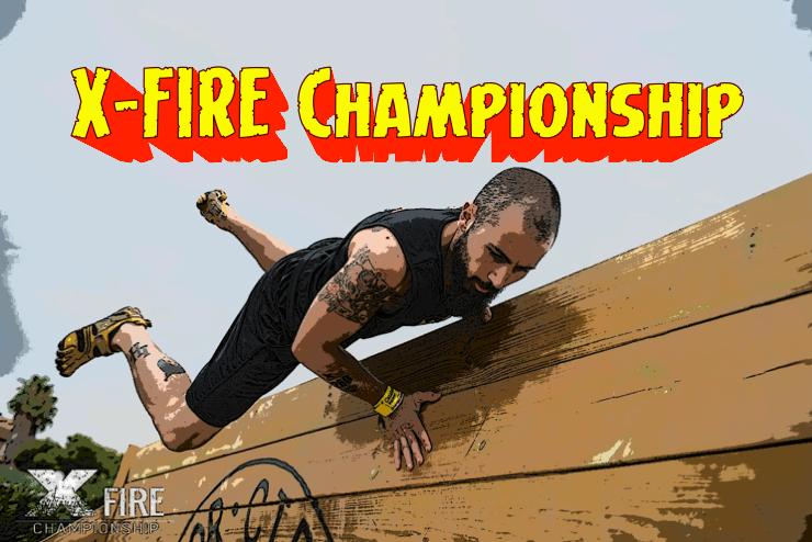 X FIRE: nuestra primera competición