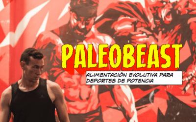 PALEOBEAST: alimentación evolutiva para deportes de potencia