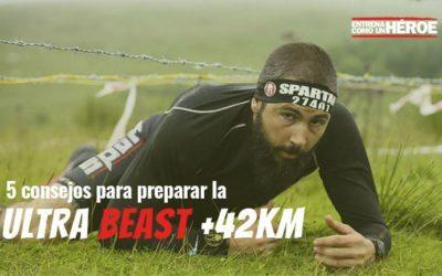 5 consejos para preparar la ULTRA BEAST de Spartan Race