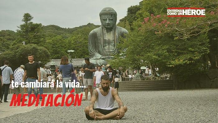 Meditación – La herramienta que te cambiará la vida