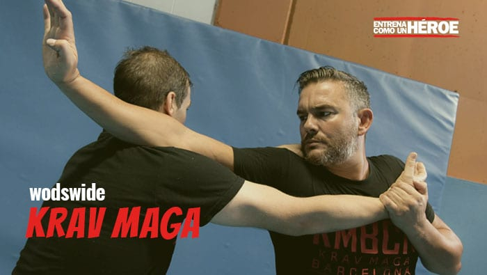 KRAV MAGA: DEFENSA PERSONAL DE SUPERVIVENCIA